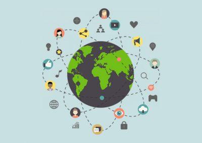 A Global Comparison Of Millennials: Is Social Media Replacing Social Interaction?